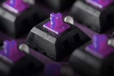 Примерно так могут выглядеть новые переключатели Razer