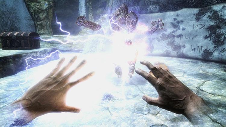 """Gamescom 2017: названы даты выхода Skyrim, Doom VFR и Fallout 4 для VR-платформ"""""""
