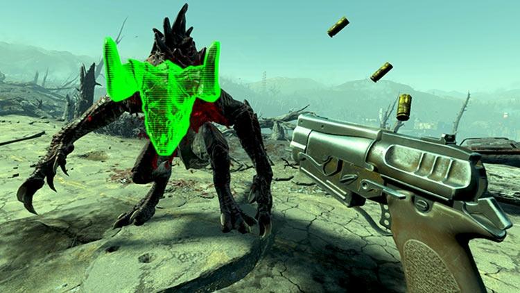 Gamescom 2017: названы даты выхода Skyrim, Doom VFR и Fallout 4 для VR-платформ