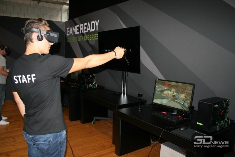 Arktika.1 — пожалуй, самый удобный VR-шутер, но не самая интересная игра (по первым минутам)