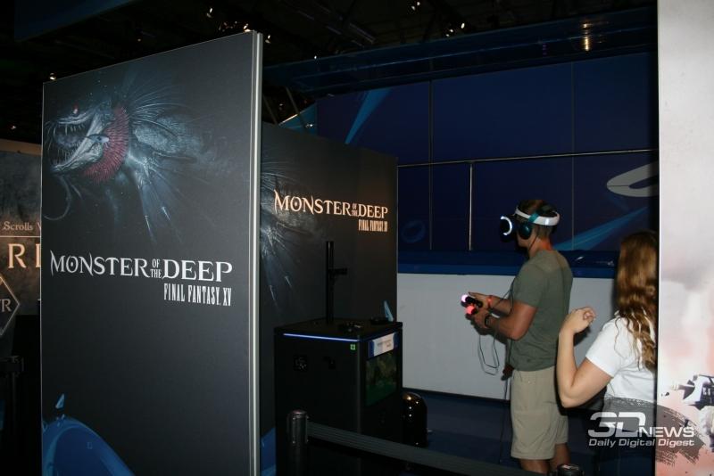 В перерывах между играми с серьезными моральными дилеммами можно и порыбачить в виртуальной реальности