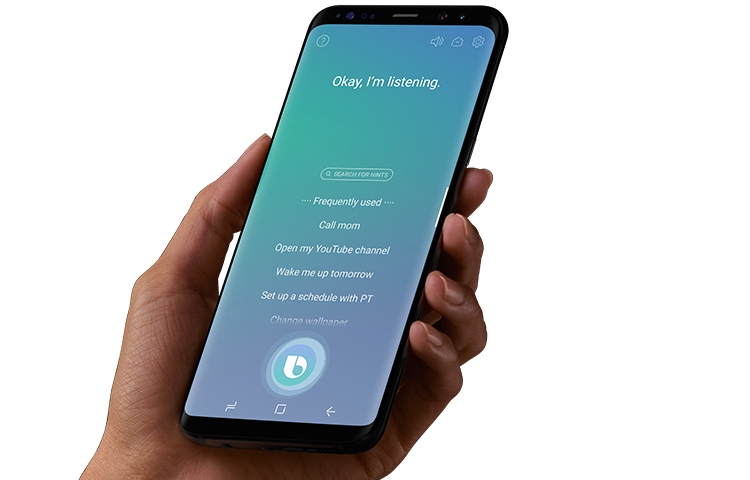 Samsung проектирует собственный «умный» динамик
