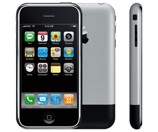 В этом году iPhone отпраздновал своё десятилетие