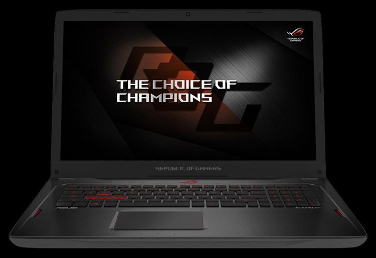 Ноутбук ASUS ROG Strix GL702ZC