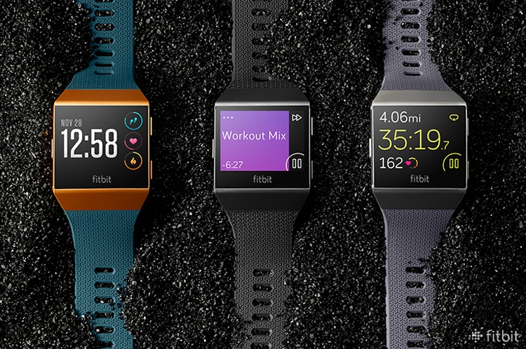 Fitbit Ionic: смарт-часы с датчиком сатурации и поддержкой бесконтактных платежей