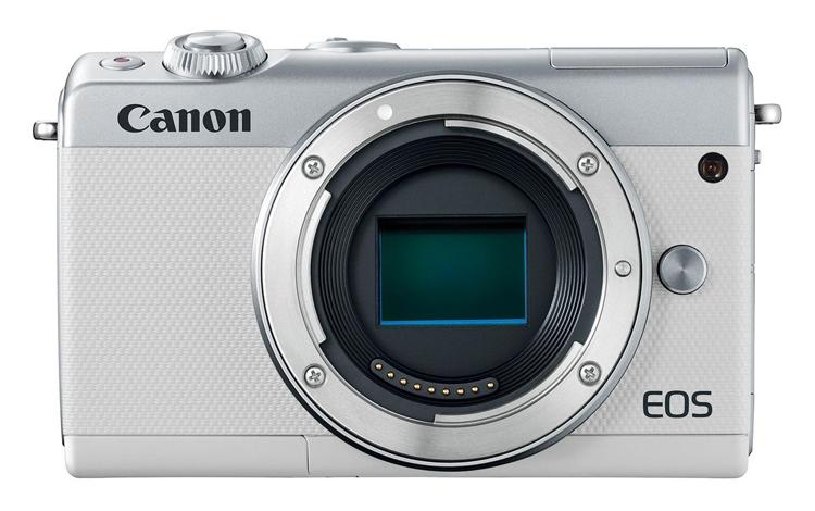"Canon EOS M100: беззеркальный фотоаппарат с 24-Мп сенсором"""