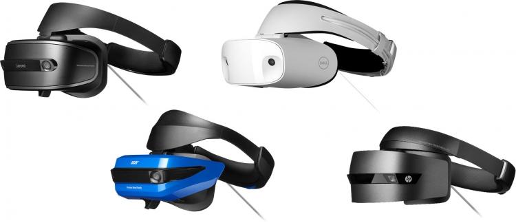 """Игры SteamVR будут доступны на 300-долларовых VR-шлемах Microsoft"""""""