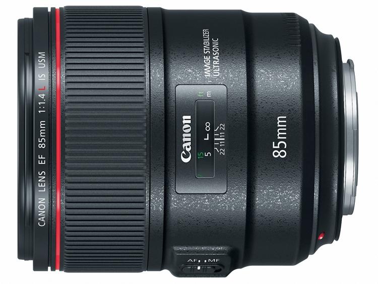 opt2 - Объектив Canon EF 85mm f/1.4L IS USM оснащён системой стабилизации