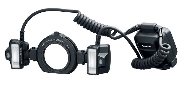 """Canon MT-26EX-RT: макровспышка для профессиональной съёмки"""""""