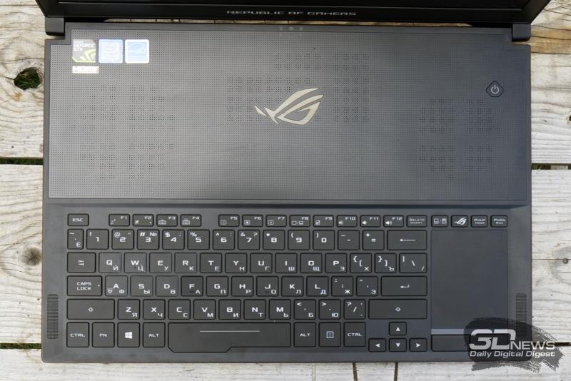 Клавиатура ASUS ROG ZEPHYRUS (GX501)