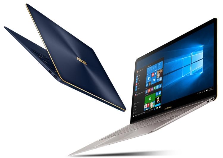 ASUS ZenBook 3 Deluxe (UX490)