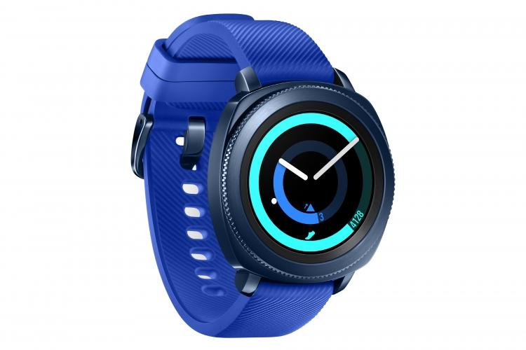 "IFA 2017: Samsung представила смарт-часы Gear Sport и фитнес-трекер Gear Fit2 Pro, а также беспроводные наушники Gear IconX 2018"""