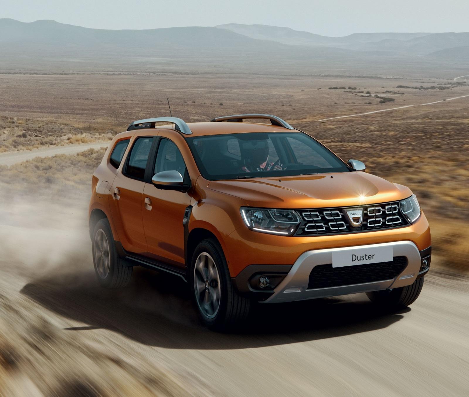 Каким будет новый Renault Duster