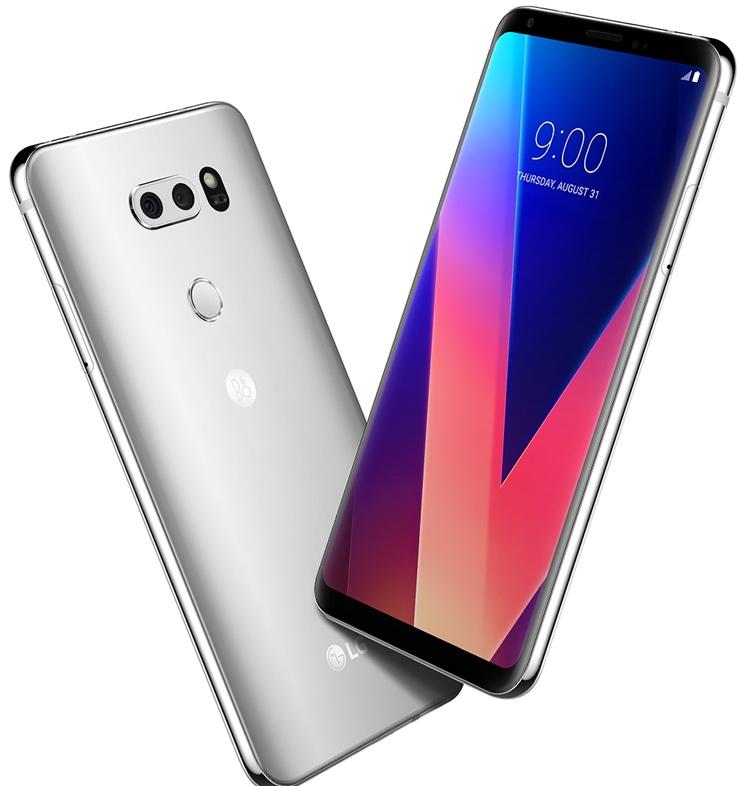 """IFA 2017: анонсирован LG V30 — первый настоящий флагман LG в этом году"""""""