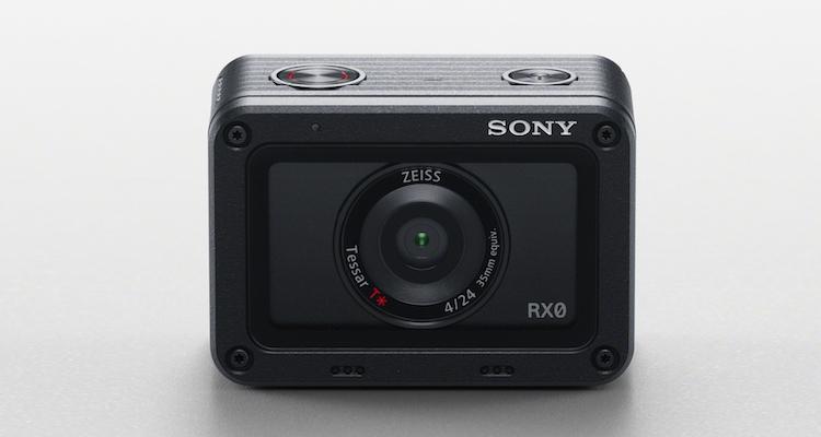 """IFA 2017: прочная экшен-камера Sony RX0 обойдётся в $700"""""""