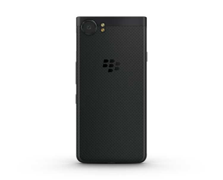 Black Keyone 2 - IFA 2017: стартуют глобальные продажи смартфона BlackBerry KEYone Black Edition