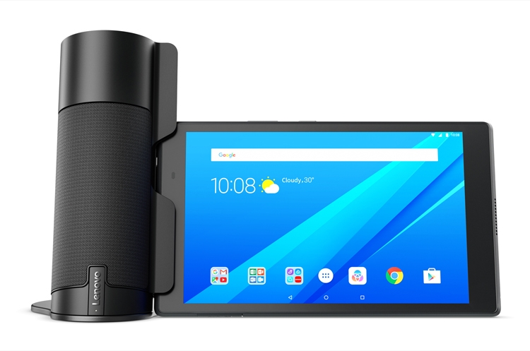 "IFA 2017: Lenovo Home Assistant Pack — смарт-динамик на основе планшета"""