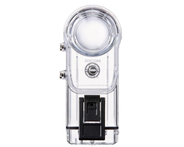"IFA 2017: камера Ricoh Theta V для съёмки круговых панорам в формате 4К"""