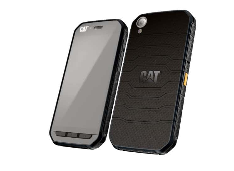 Смартфоны CAT S31 и S41