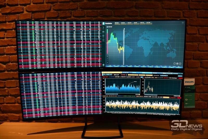 """Мониторы Philips на IFA 2017: впервые с 8К-разрешением"""""""