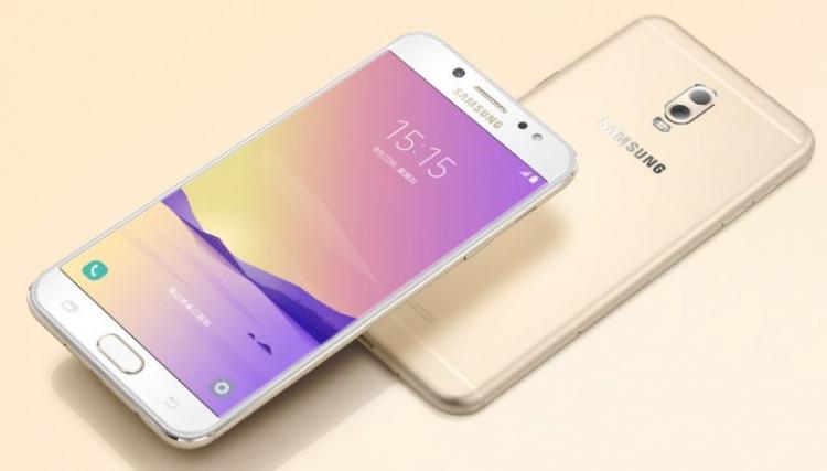Смартфон Samsung Galaxy C8
