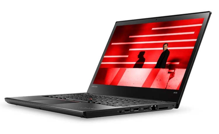 Ноутбуки Lenovo ThinkPad A275 и A475