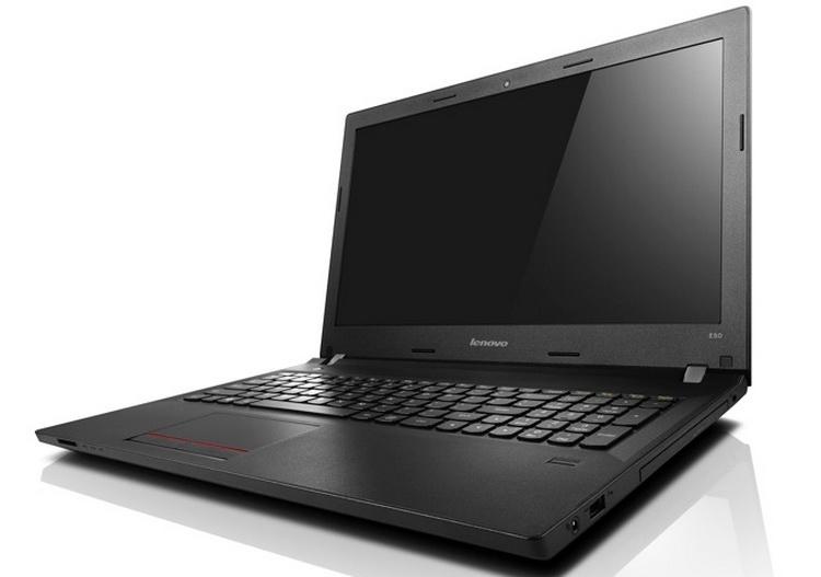 Один из участников тестирования — ноутбук Lenovo 80J2