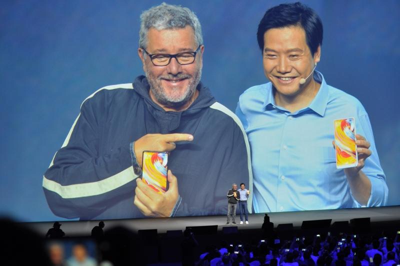Филипп Старк скромно назвал дизайнеров и инженеров Xiaomi лучшими в мире