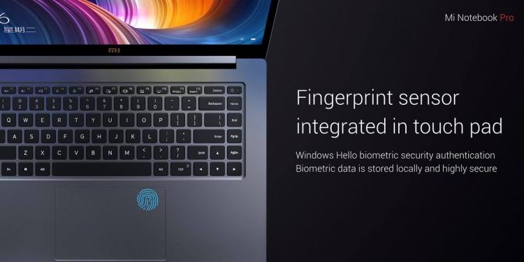 sm.75504442.750 - Xiaomi представила конкурента MacBook Pro на новых процессорах Intel