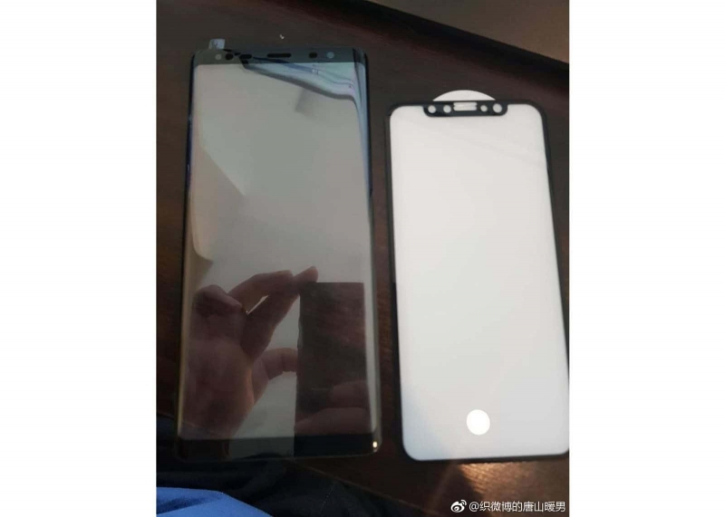 Сравнение Samsung Galaxy Note 8 и iPhone X