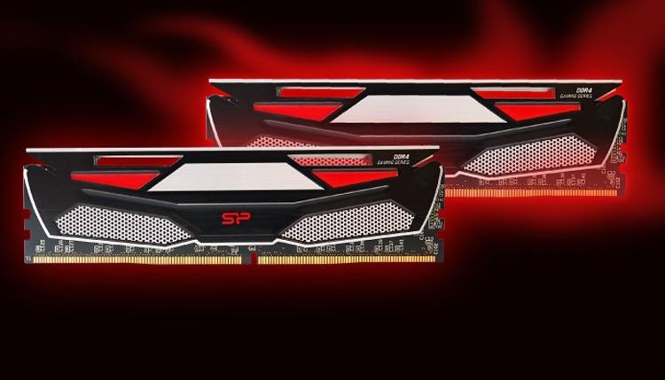 sp2 - Silicon Power выпустила комплекты памяти DDR4 с радиатором охлаждения