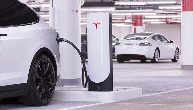 """Tesla расширит сеть станций Supercharger в крупных городах"""""""