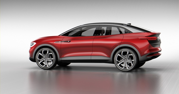 "Volkswagen I.D. CROZZ II: новый концепт-кар с электрическим приводом"""