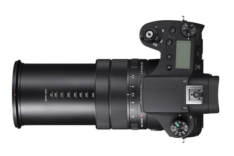"Фотокамера Sony RX10 Mark IV поддерживает съёмку со скоростью 24 кадра в секунду"""