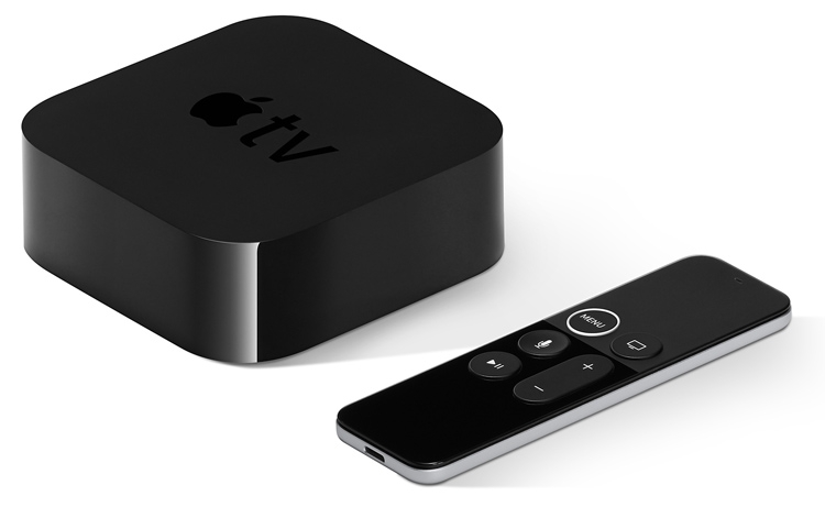 01 - Apple TV пятого поколения получила поддержку 4K-видео