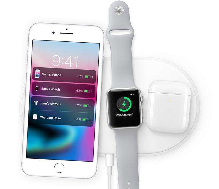 Смартфоны iPhone 8 и 8 Plus