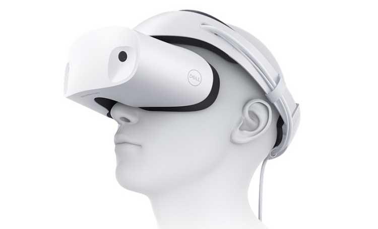 Открыт предзаказ на гарнитуру виртуальной реальности Dell Visor