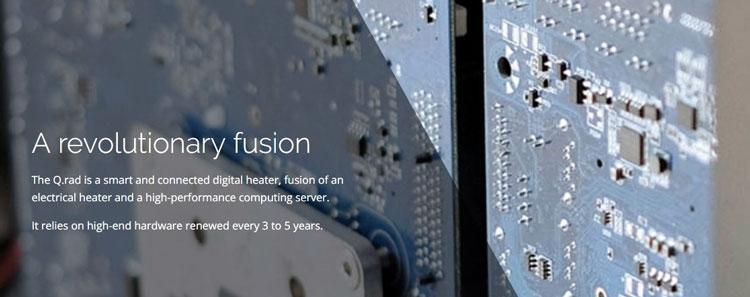 """Создана автономная отопительная батарея на процессорах Intel и AMD"""""""