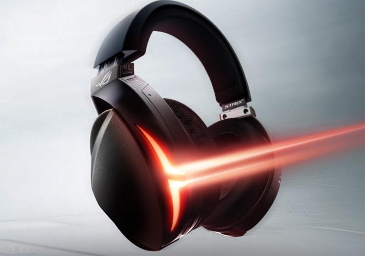ASUS ROG Strix Fusion 300: игровая гарнитура с виртуальным звуком 7.1