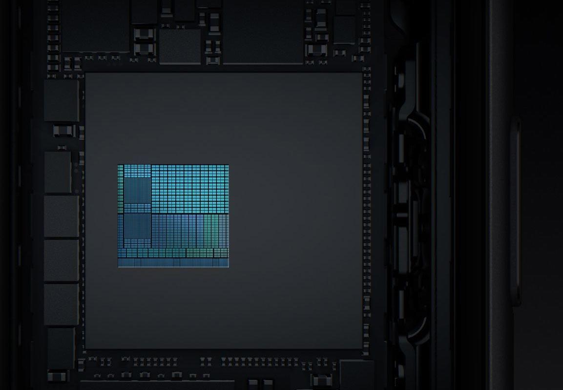 Как можно видеть, немалую площадь A11 Bionic занимает процессор обработки изображений