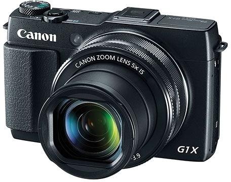Canon PowerShot G1 X Mark III выйдет в середине октября