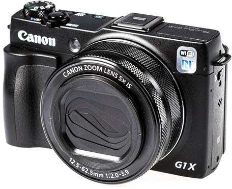 """Canon PowerShot G1 X Mark III выйдет в середине октября"""""""