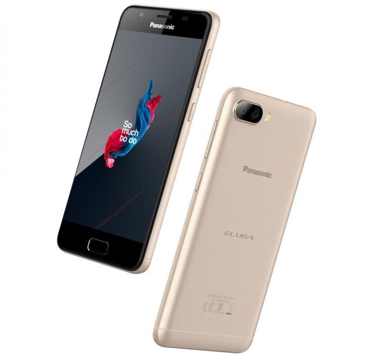 Panasonic представила смартфоны с двойной камерой и батареей на 5000 мА·ч