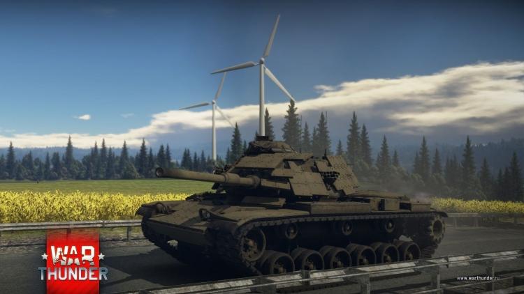обновление 171 новая эра для War Thunder шестой ранг наземной