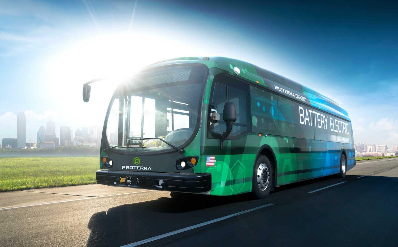 18-тонный электроавтобус проехал 1772 км без подзарядки