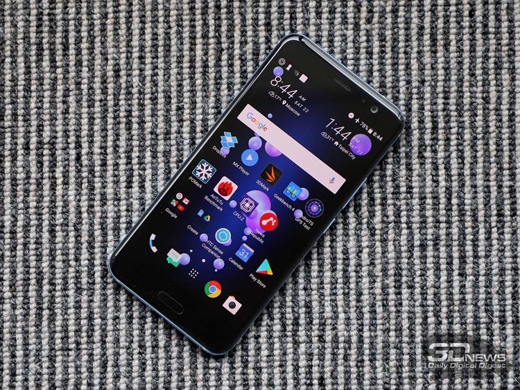 HTC U11 не спас компанию от финансовых проблем