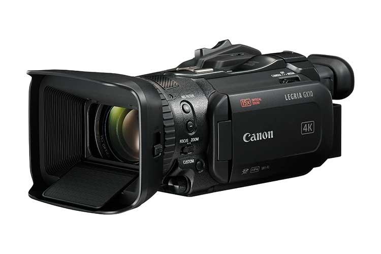 LEGRIA GX10 FSL 03 - Canon представила в России свою новую осеннюю коллекцию – 2017