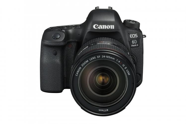 sm.Canon%20EOS%206D%20Mark%20II.750 - Canon представила в России свою новую осеннюю коллекцию – 2017
