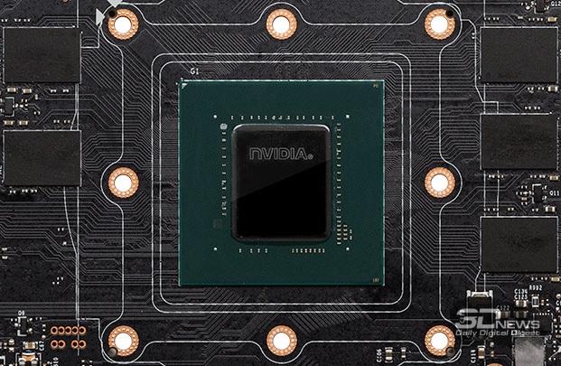 NVIDIA GP104-400 — основа GeForce GTX 1080