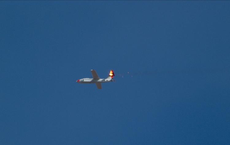 sm.lockheed drone laser.750 - Видео дня: лазерное оружие Lockheed Martin сбивает дроны